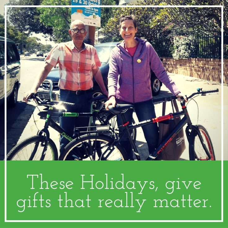 give gifts that matter