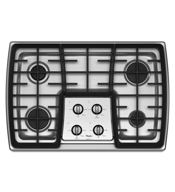 On My Wishlist Whirlpool Gold 30 Inch Gas Cooktop With 17 000 Btu Power Burner Whirlpool Whirlpoolholiday Gas Cooktop Cooktop Gas Stove Top