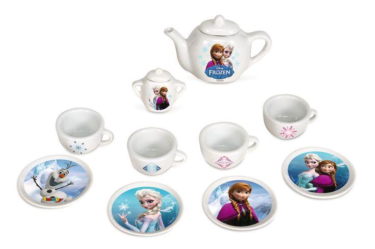 Smoby frozen porcelain set #frozen #disney #simbatoys #happy #kids #toys