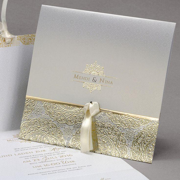 Byzantine Hochzeitskarten #Hochzeitskarten #kreativehochzeitskarten # Einladungskarten. Orientalische HochzeitEinladung ...
