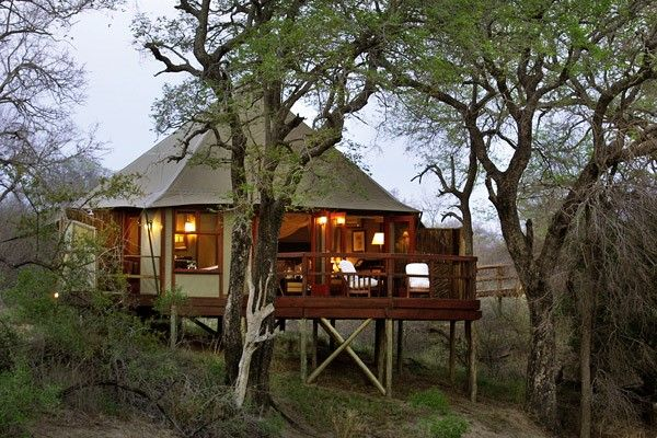 Hamilton's Tented Camp continues the safari tradition of a bygone era, incorporating comfort and luxury in the serenity of the African bush.  Book Now!!