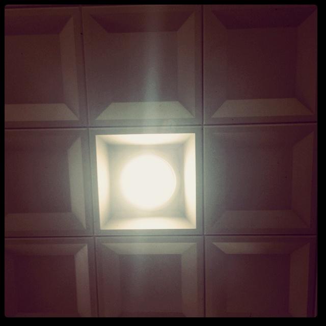 Indoor roof