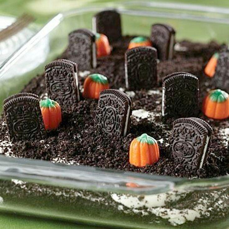 20 plats monstrueux pour l'Halloween