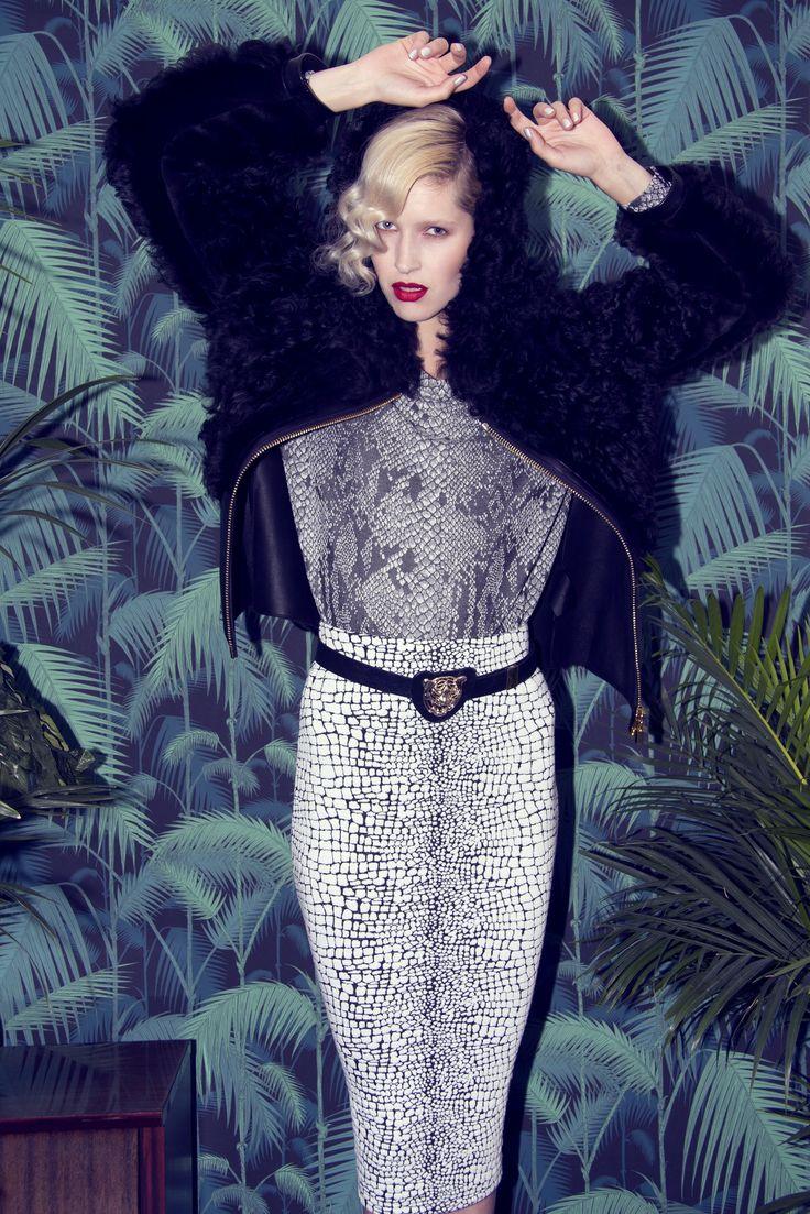 Meer dan 1000 ideeën over Zwart Haar Kleuren op Pinterest - Witte ...