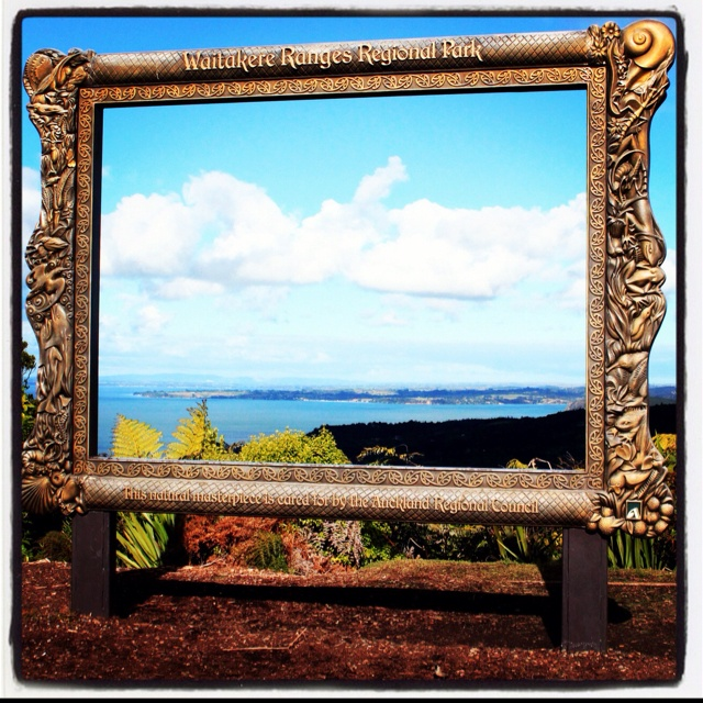 Picture perfect...Waitakere Ranges Regional Park