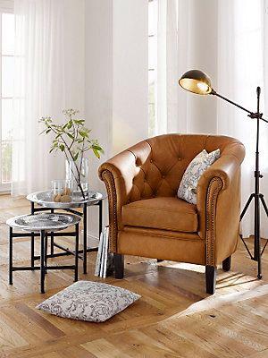 #Sessel #Beistelltisch