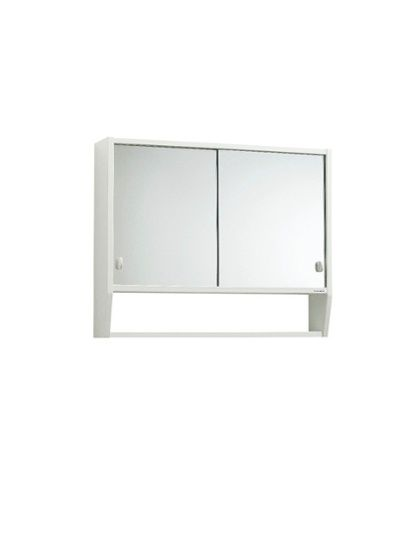 Spegelskåp Svedbergs Tvilling 65 Vit