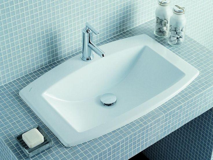 Выбираем красивую #раковину Благодаря оригинальной и надежной конструкции врезные #умывальники для #ванной способны зрительно увеличить пространство и сделать помещение более стильным и презентабельным. http://santehnika-tut.ru/rakoviny/
