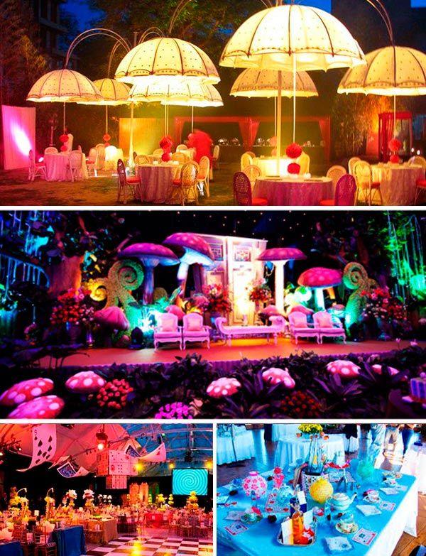 Sal n de fiesta y decoraci n 1 15 pinterest for Abrakadabra salon de fiestas