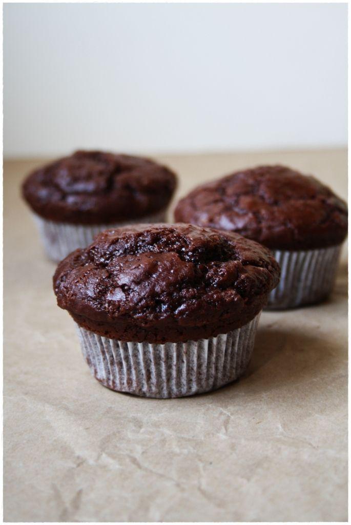 Die ultimativen Schoko-Muffins