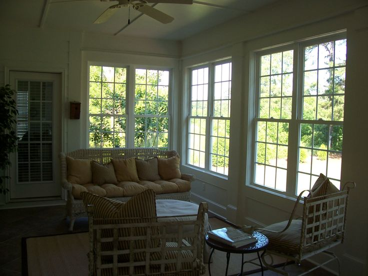 17 best sun room conversion images on pinterest for Converting a sunroom into a bedroom