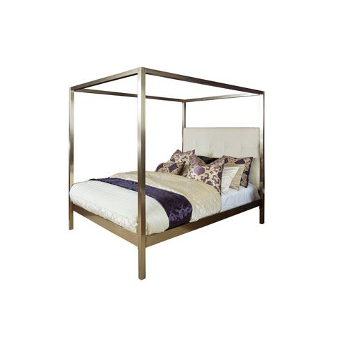 Avalon Bed Set - Queen - Bed Rails Included