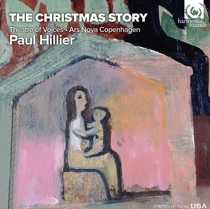 The Christmas Story – Theatre of Voices, Ars Nova Copenhagen, Paul Hillier (Audio video)