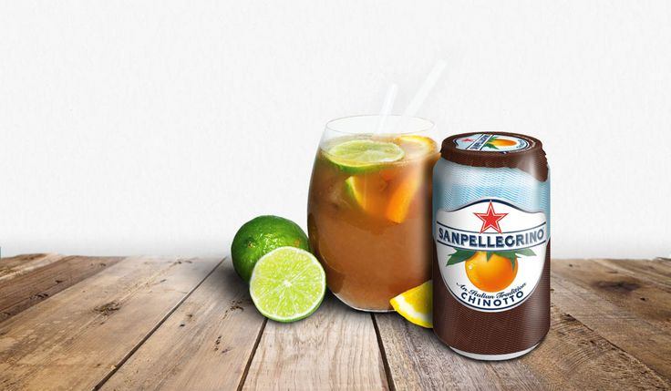 San Calogero is a structured cocktail for those who like flavours with a punch, as it's made with Chinotto Sanpellegrino. Learn how to make it!