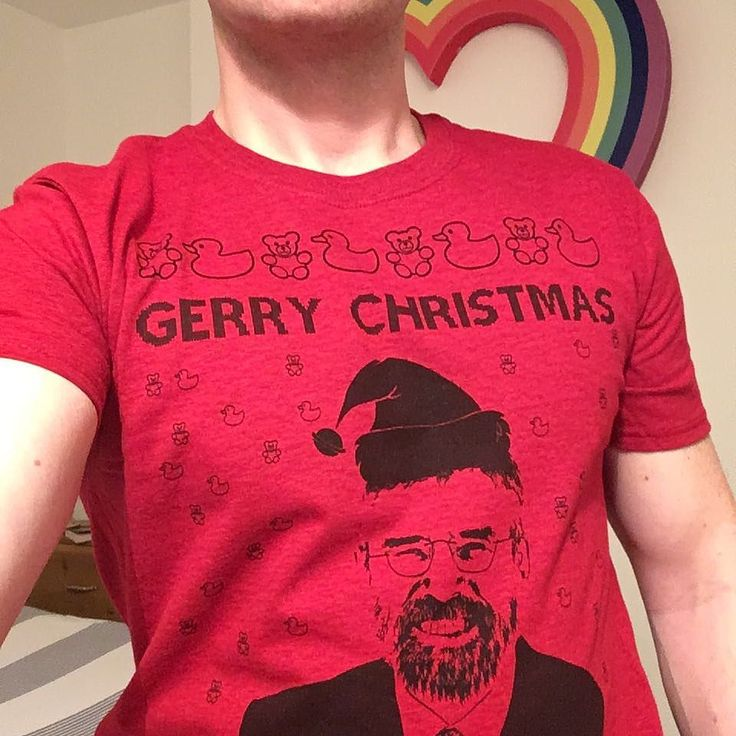 Gerry Christmas one and all  (From Instagram)