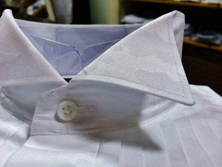 カモフラタキシードシャツ・・ camouflage tuxedo shirts