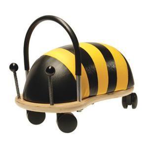 Anderledes rulledyr - Wheely Bug Stor