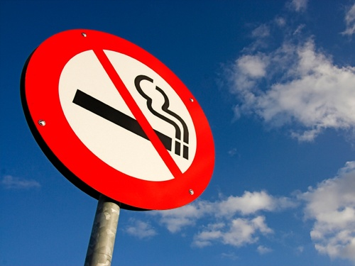 Information on smoking for student assignments.