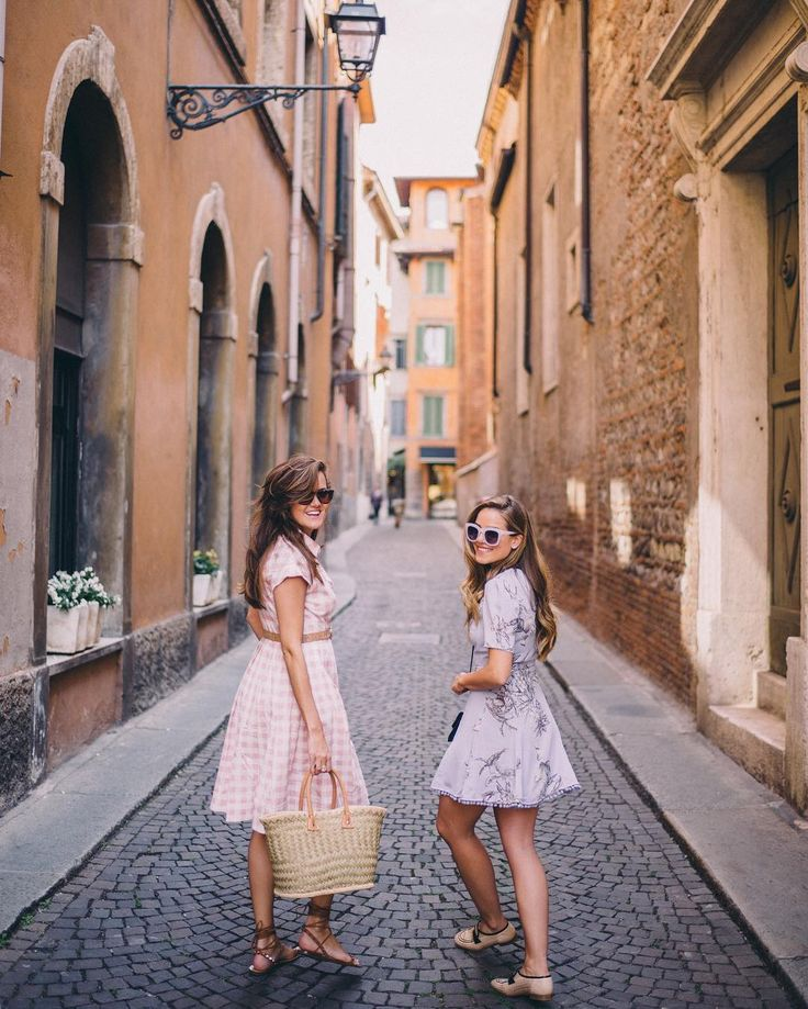 Julia's Instagram- With Rosie in Italy