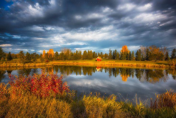 ***The Autumn Place by Ian McGregor (Saskatchewan, Canada)