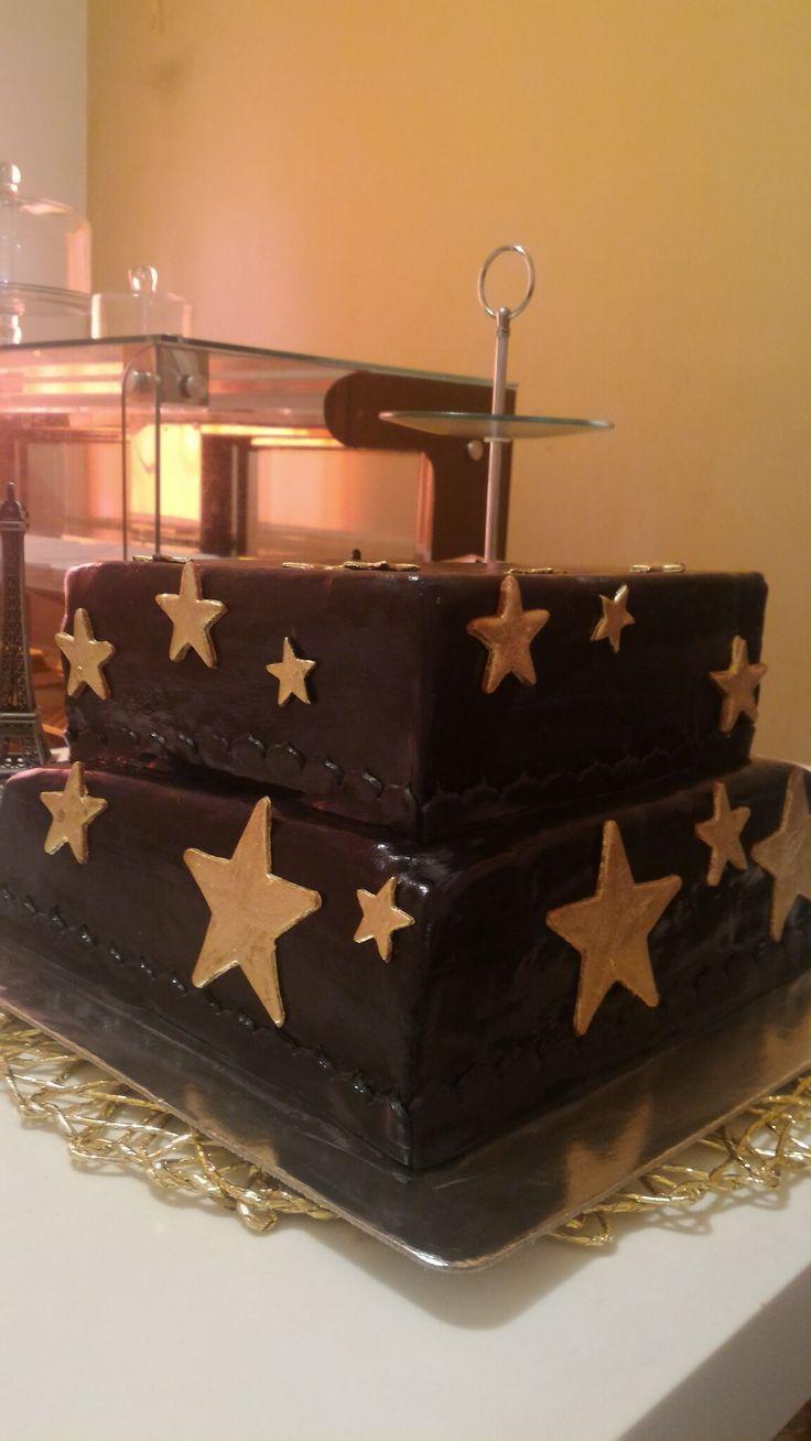Torta Cielo estrellado