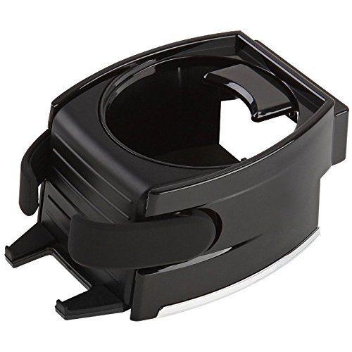 Support de Tasse Yokkao® Porte-gobelet d'Auto Bouteille Porte Boisson avec Support Téléphone Universel / Réglable pour Aération Noir:…