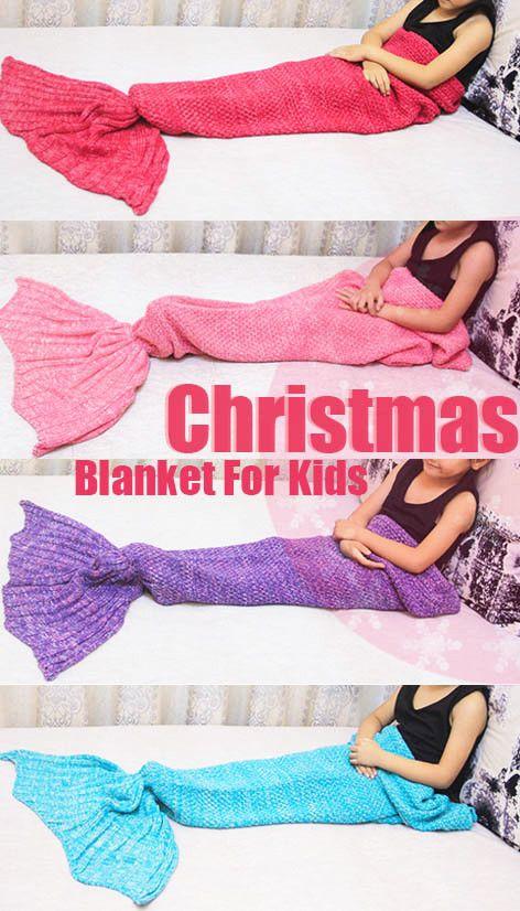 Christmas-Blanket For Kids