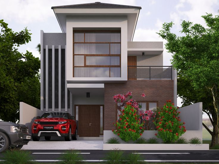 Simple contemporary design for simple living.