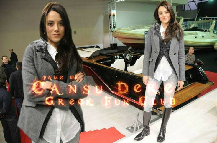 #CansuDere