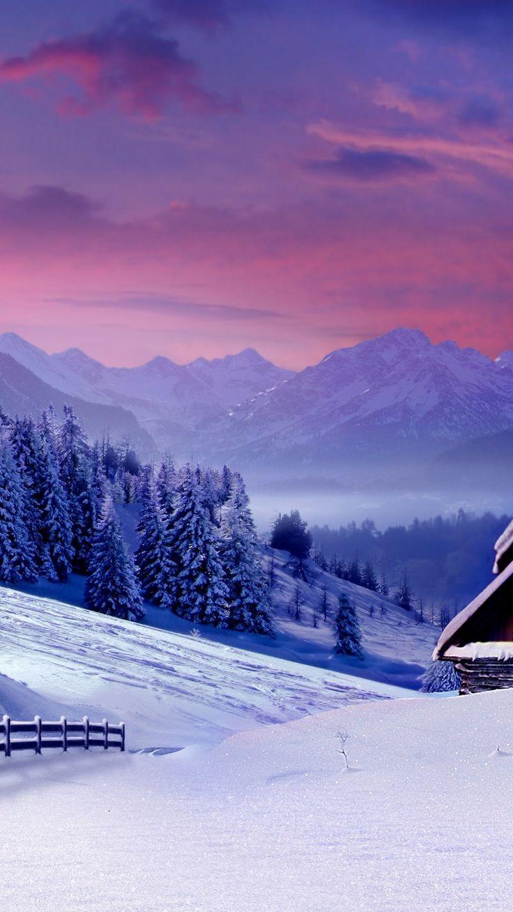 Landschaft 4k Ultra Hd Wallpaper Winterlandschaft 4k Ultra Hd Wallpaper 4k Wa Iphone Wallpaper Winter Winter Wallpaper Winter Landscape