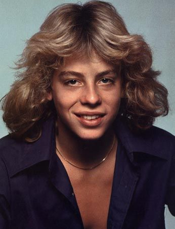 Leif Garrett - the first tape I ever bought and my first celebrity crush.  Don't think he looks too good these days.
