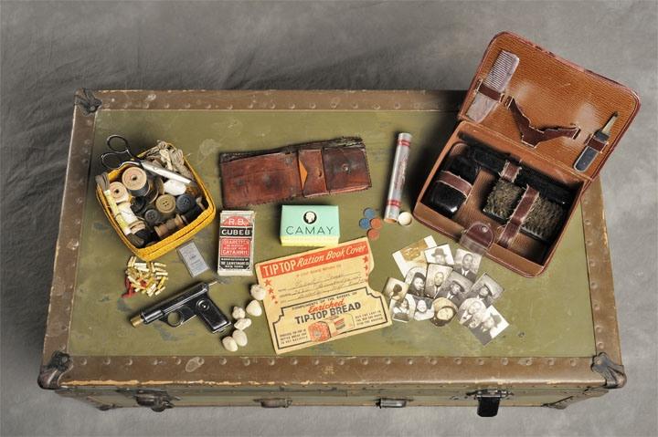 Asylum Suitcases