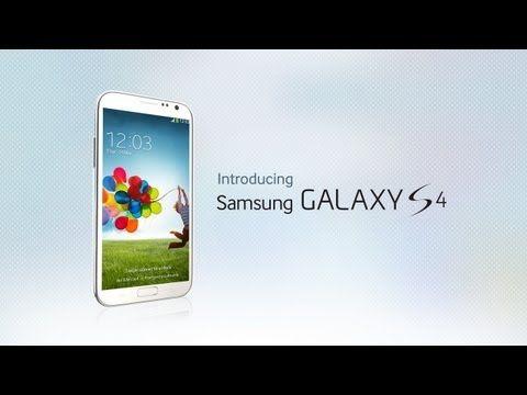 Samsung svela il Galaxy S4. Tutte le caratteristiche, foto e data di uscita