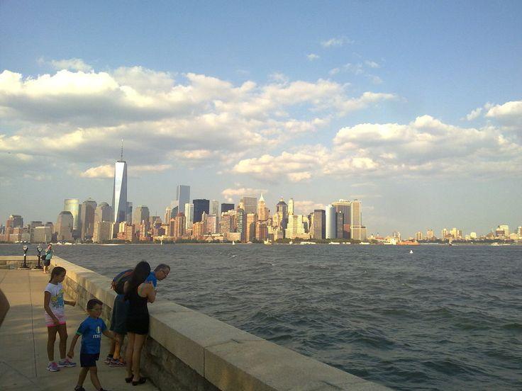 Ellis Island, New York, New Jersey, USA. Medlem: Cyndie