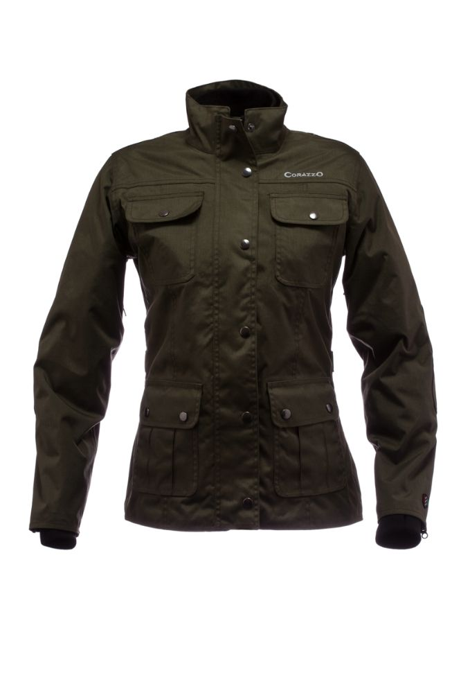 Scooter Motorcycle Riding Jacket - Rider Apparel - Scooter Accessories
