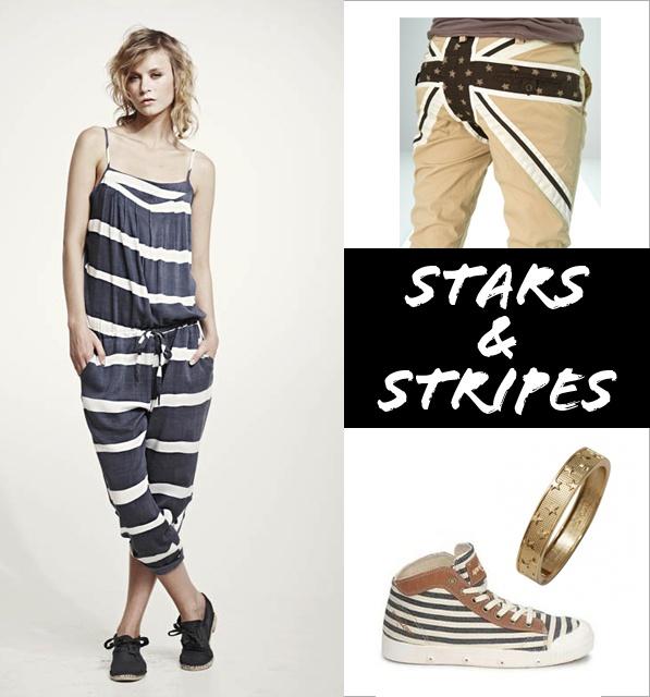 I want stripes
