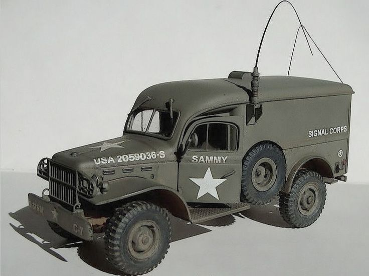 Dodge wc 54 signal corps www ww ii usa and co pinterest dodge dodge trucks and dodge - Model deco wc ...