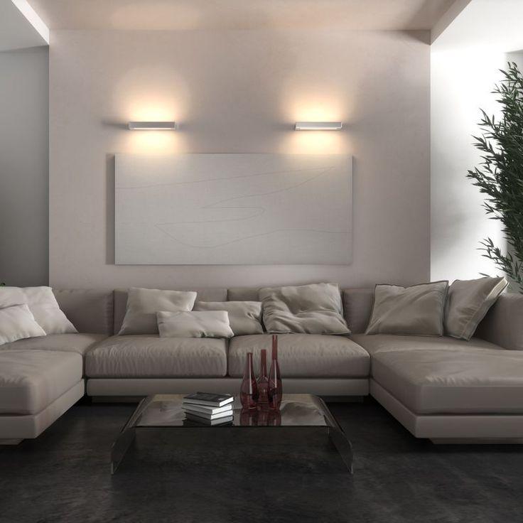 Le 25 migliori idee su illuminazione soggiorno su - Illuminazione soggiorno led ...