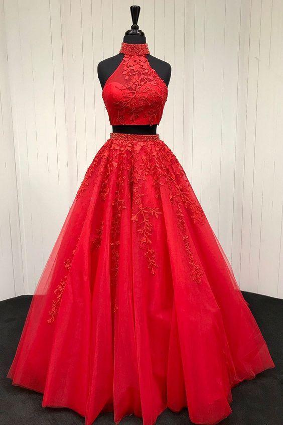 0641eabba Vestidos de 15 años color rojo
