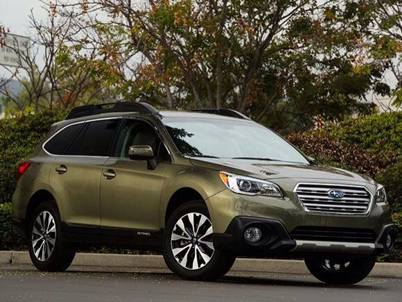 We're now 2nd generation Subaru owners. 2015 Outback Wilderness Green.  Loved the