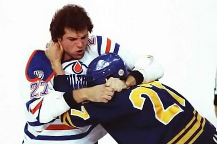 Dave Semenko had one of the greatest tough-guy tasks of all-time: protect Wayne Gretzky. As the Great One was hitting his stride in the 1980s, the Oilers put Semenko in charge of playing the enforcer role, putting his body on the line as an insurance policy for No. 99. Semenko's name won't appear alongside Gretzky's on all those records, but his role did get Semenko's name a spot on the Stanley Cup.