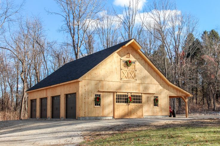 Barn Garage Inspiration: The Barn Yard & Great Country Garages