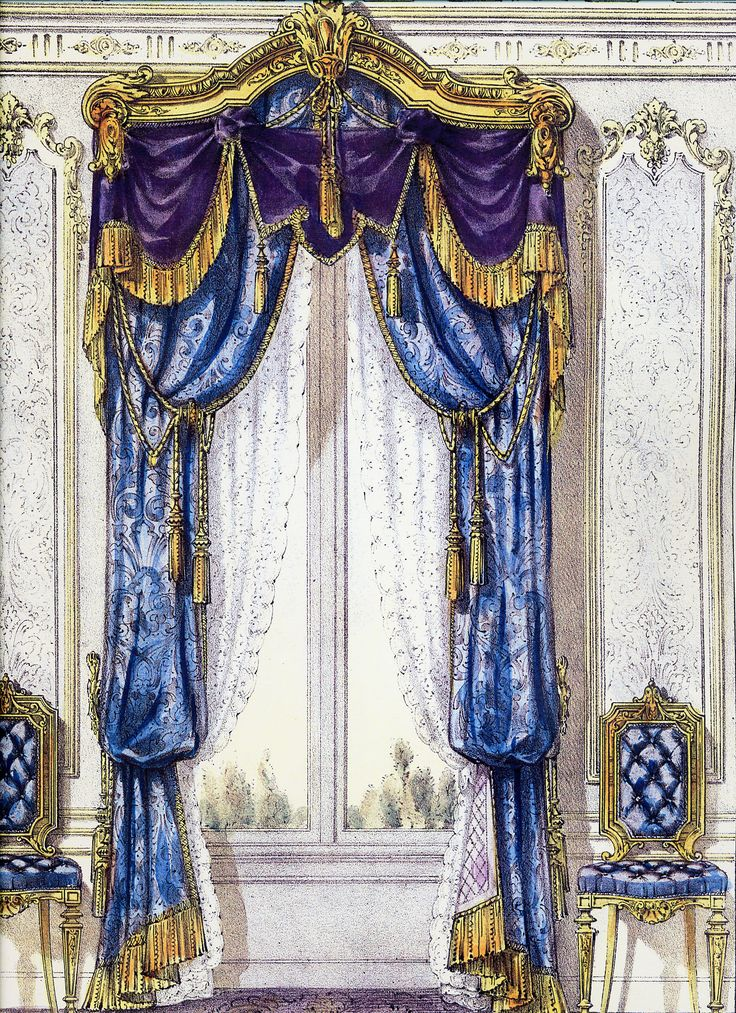 107 Best Victorian Curtains Images On Pinterest Curtain