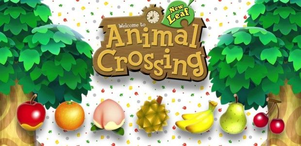 Animal Crossing: New Leaf – Diary