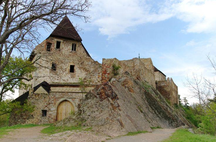 Hrad Tocnik (castle) - Zdice, Czech Republic