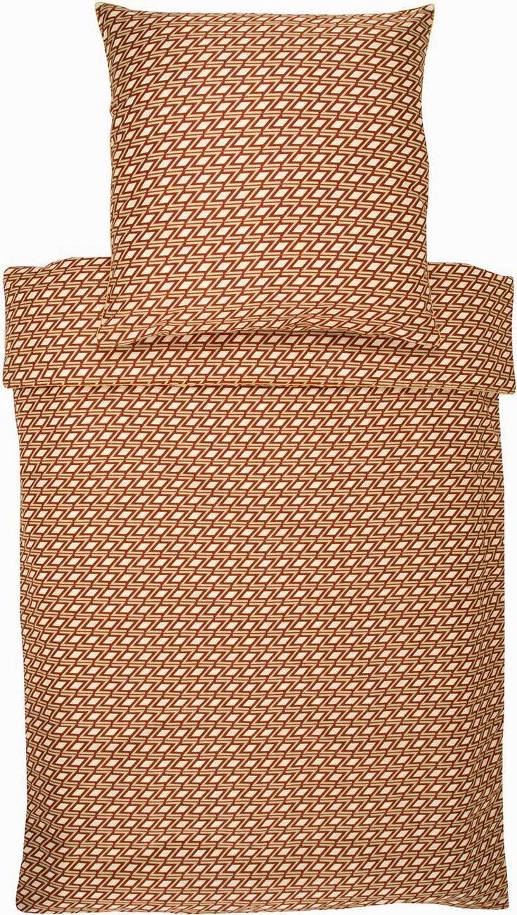 """Tolle Bettwäsche """"Logo"""" von Zucchi. Das geometrisches Rombenmotiv mit dem Buschstaben Z, edle Farben und eine hochwertige Qualität - all das finden Sie bei dieser Bettwäsche. Schmücken Sie Ihr Schlafzimmer mit dieser eleganten Bettwäsche-Garnitur und Sie werden sich jeden Tag aufs Neue freuen. Der Stoff aus reiner Baumwolle fühlt sich seidig weich an, ist atmungsaktiv und hautfreundlich. Der Ki..."""
