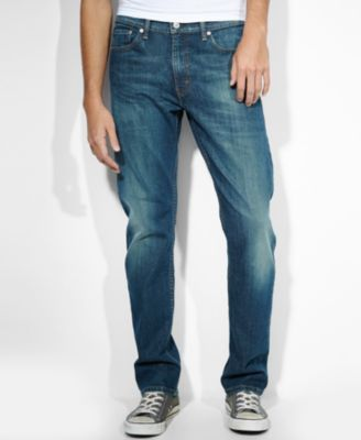 Levi's 513 Slim Straight Fit Cash Jeans
