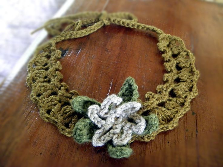 85 Best Free Crochet Jewellery Patterns Images On Pinterest Diy