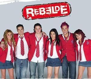 Rebelde - great Telenovela for upper level Spanish students if you are a brave teacher :)