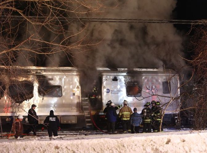 Serious tragedy in Valhalla, NY. From the train was brought many deaths and serious injuries.